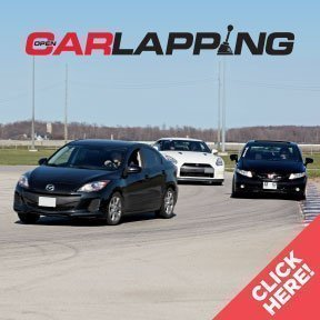 Open Car Lapping