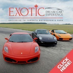 Exotic Dream Car Experience